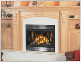 HD35 Clean Face Direct Vent Fireplace