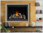 HD46 46 Inch Clean Face Fireplace