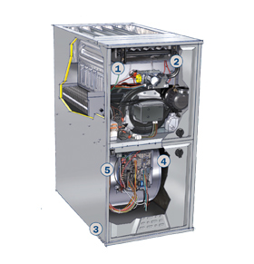 Heil-QuietComfort-VC-97-Variable-Speed-Modulating-Gas-Furnace
