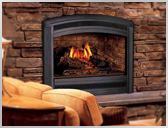 The Lennox Spectra Fireplace